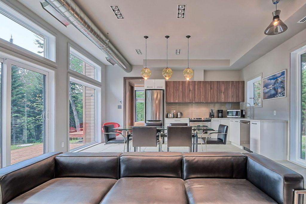 Tremblant chalet rentals, Bel Air Resort