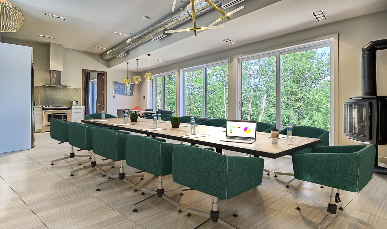 corporate incentives, Mont Tremblant, meeting space