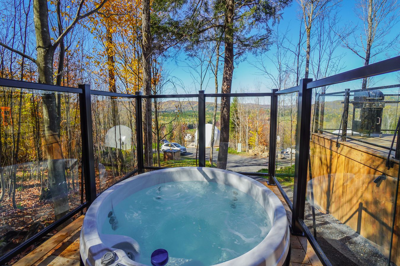Tremblant pod rentals, accommodations in Tremblant