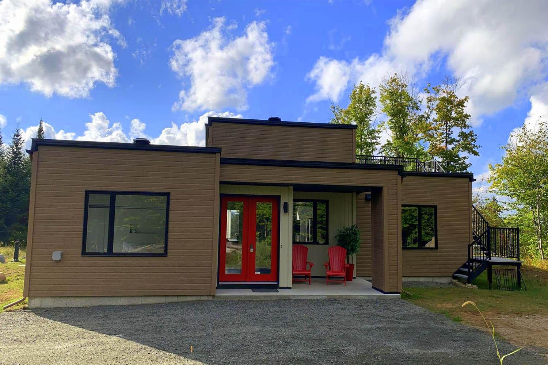chalet rentals Mont Tremblant, cottage rentals