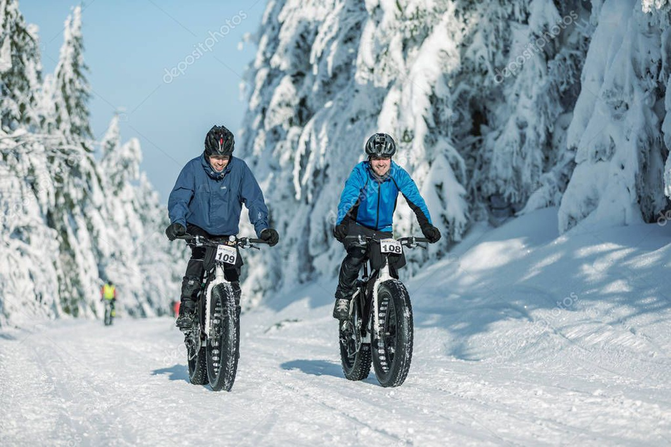 fat bike Mont Tremblant