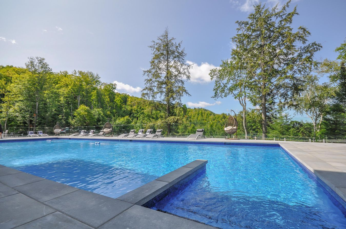 Tremblant hotel with pool, Bel Air Tremblant