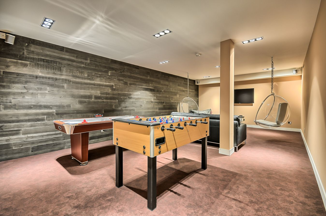 Tremblant hotel, Bel Air resort