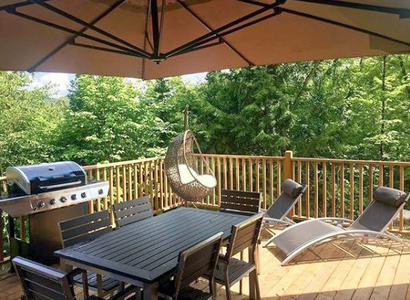 cottage for rent in Mont Tremblant, 3 bedrooms