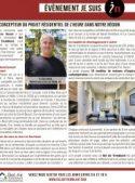 bubble hotel in Tremblant, in the press