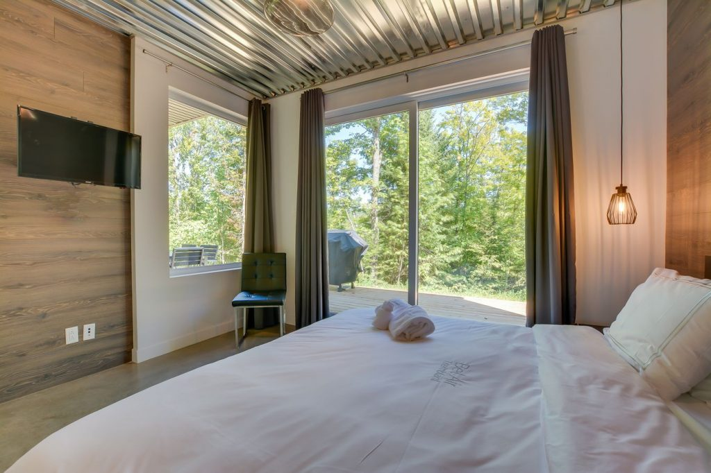 cottage rental in Mont Tremblant, Andorra miniloft