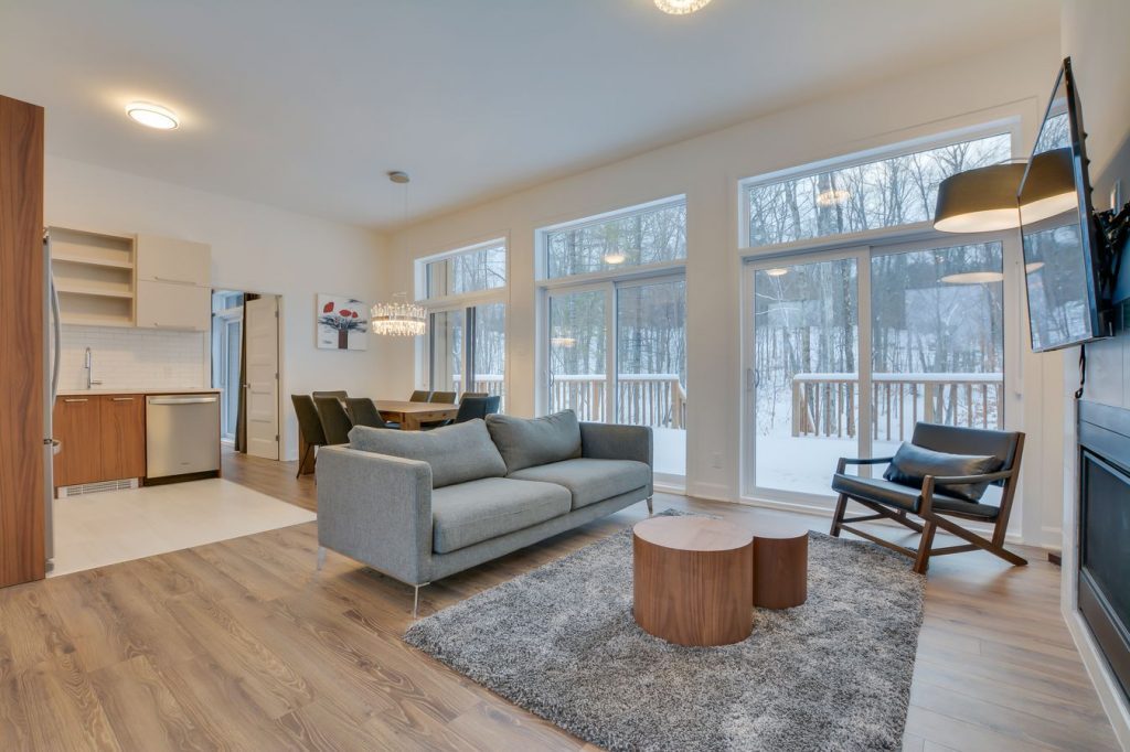 chalet rental in Tremblant
