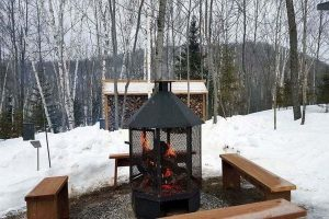 cottage rentals in mont tremblant
