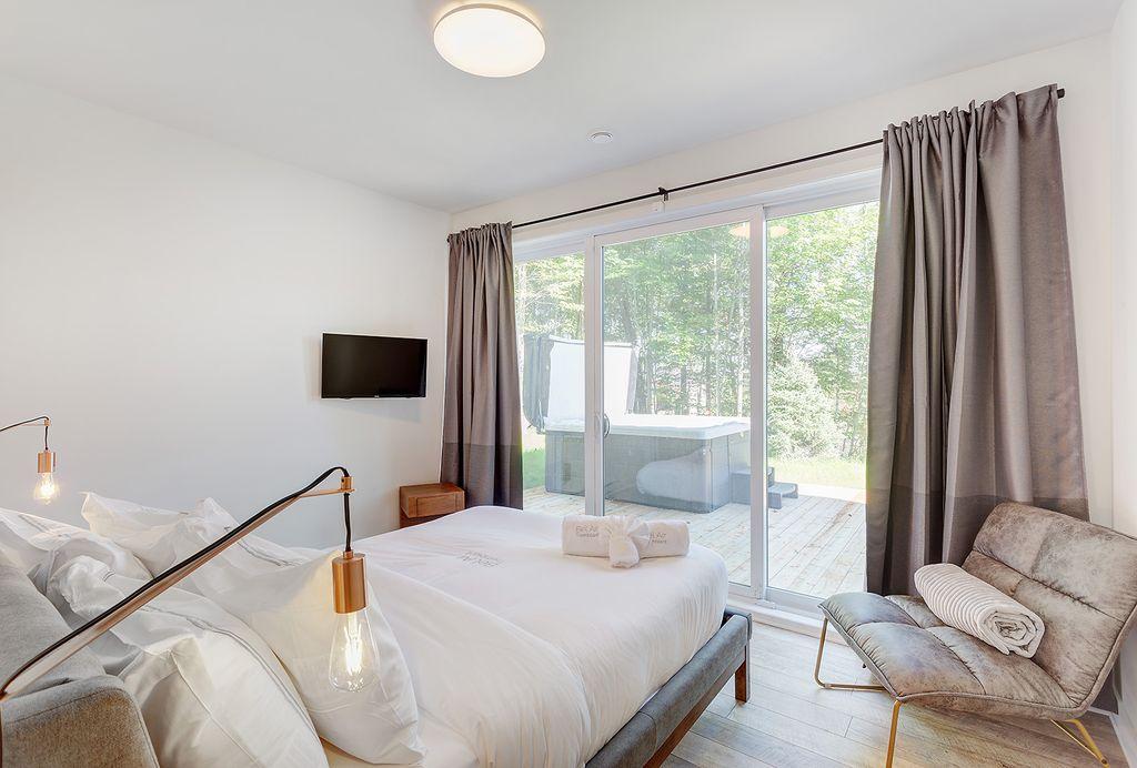 chalet rental in Mont Tremblant