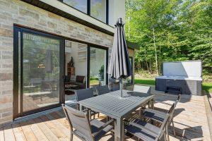 chalet rental in Mont Tremblant