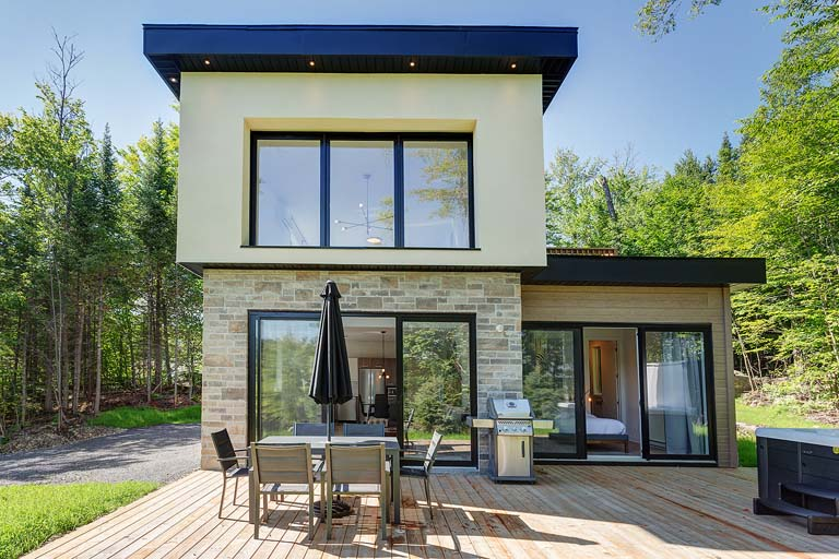 CHALET RENTALS IN TREMBLANT