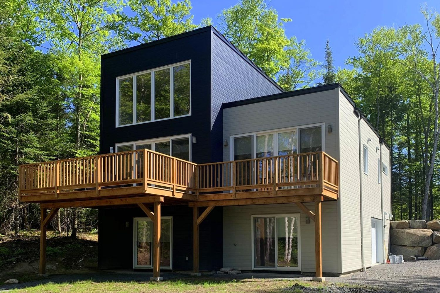 accommodations in Tremblant