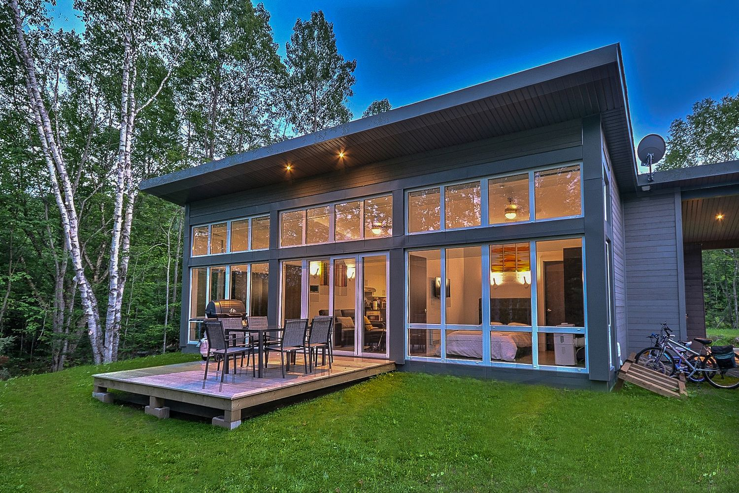 Tremblant chalet rentals, accommodations in Tremblant
