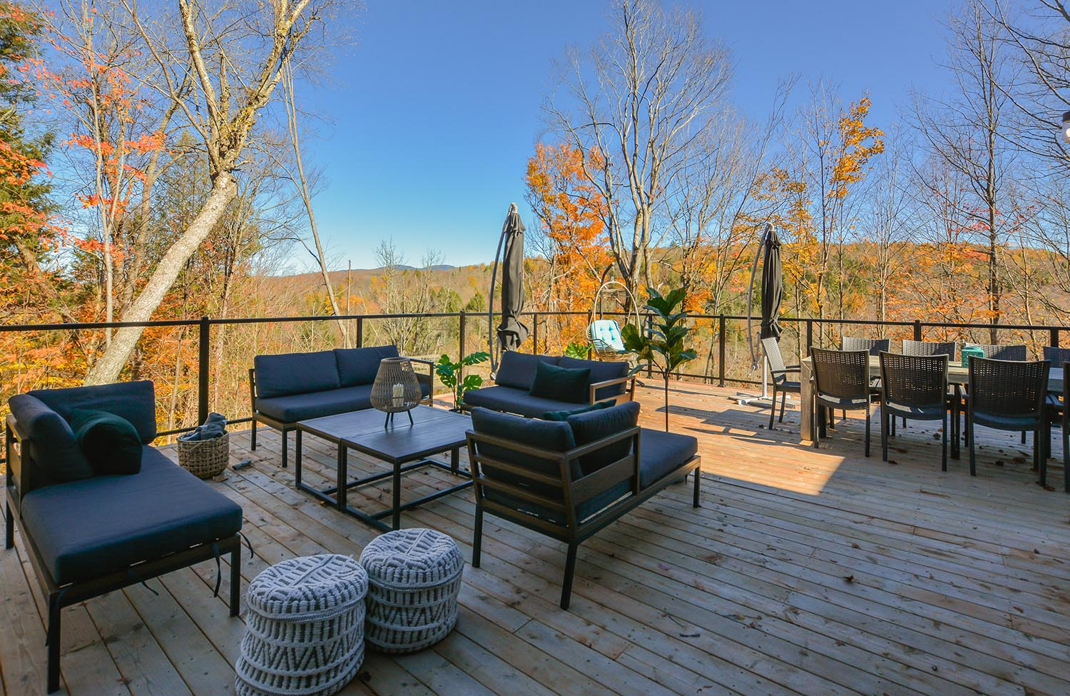 chalet for rent in Mont Tremblant