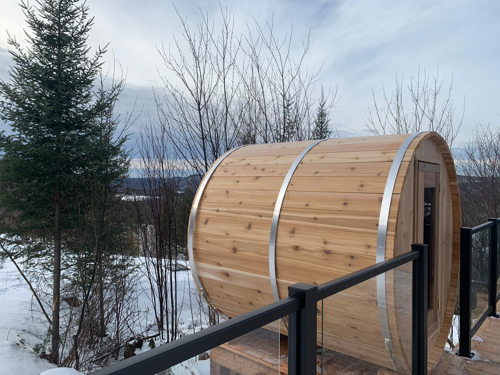hotel in Tremblant, Bel Air dome rentals