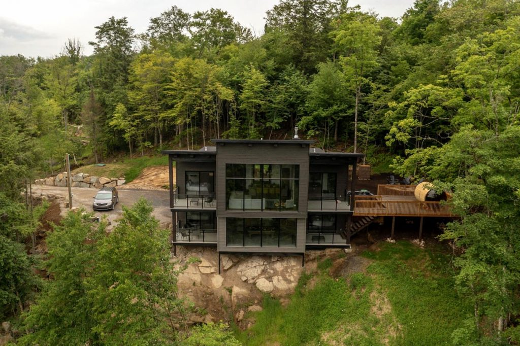 Mont Tremblant chalet rental
