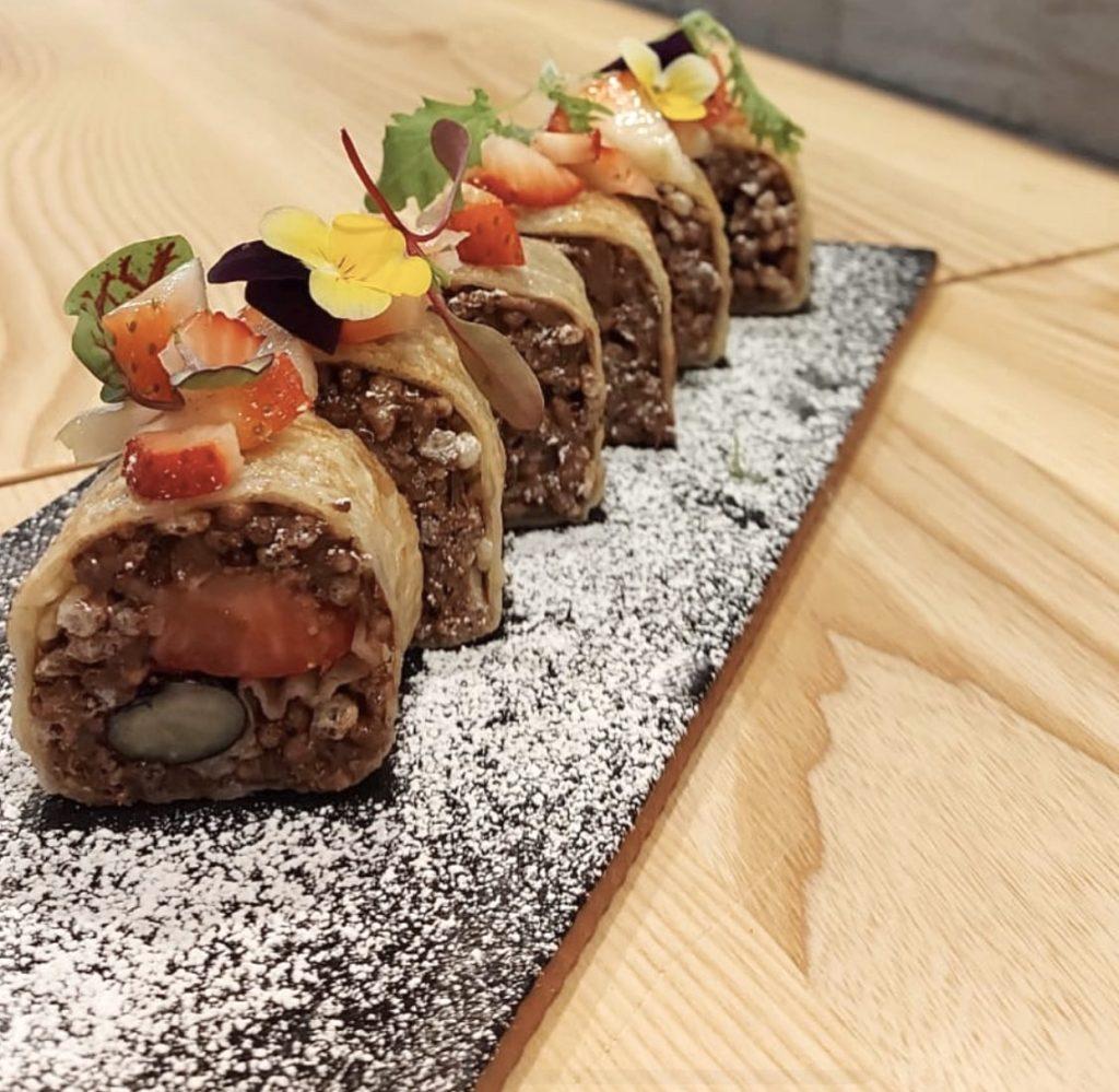 sushi Mont Tremblant