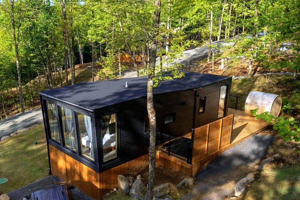 cottage rental in Tremblant